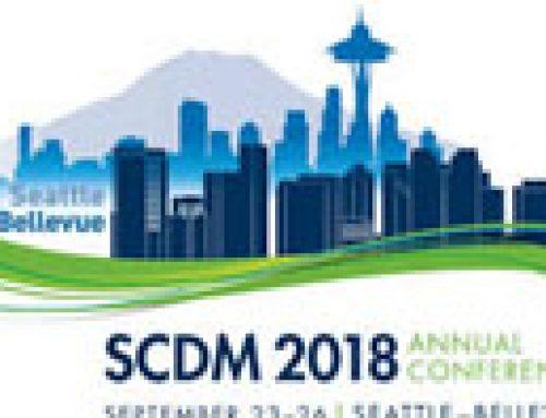 SCDM 2018 Annual Conference